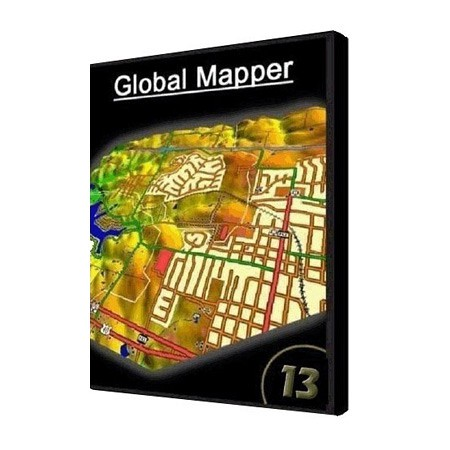 Global Mapper 13.00 Portable ENG + RUS