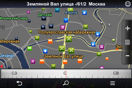 Sygic GPS navigation 11.2.2 Europe для iPhone (Европа + Россия)