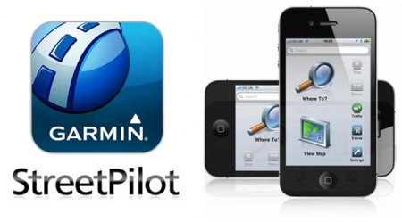 Garmin StreetPilot 2.00.20 W.Europe для iPhone, iPad и iPod touch