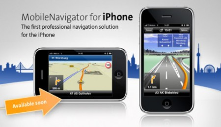 NAVIGON Russia v2.3 (iPhone, iPod touch и iPad)