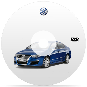 Диск навигации Volkswagen Skoda DVD East Europe V.9 CD 7921 (RNS-510)